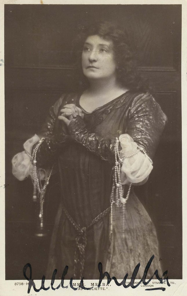 dame nellie melba biography Dame nellie melba , a timeline made with timetoast's free interactive timeline making software.